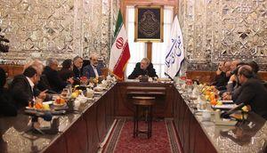 در جلسه دیدار لاریجانی و مدیران صداوسیما چه گذشت؟