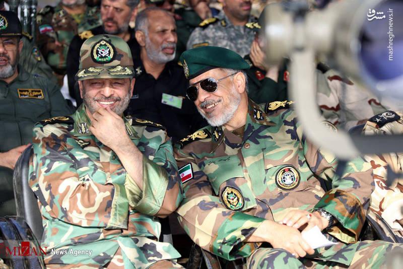 2174358 - رزمایش محمد رسول الله(ص) ارتش جمهوری اسلامی ایران