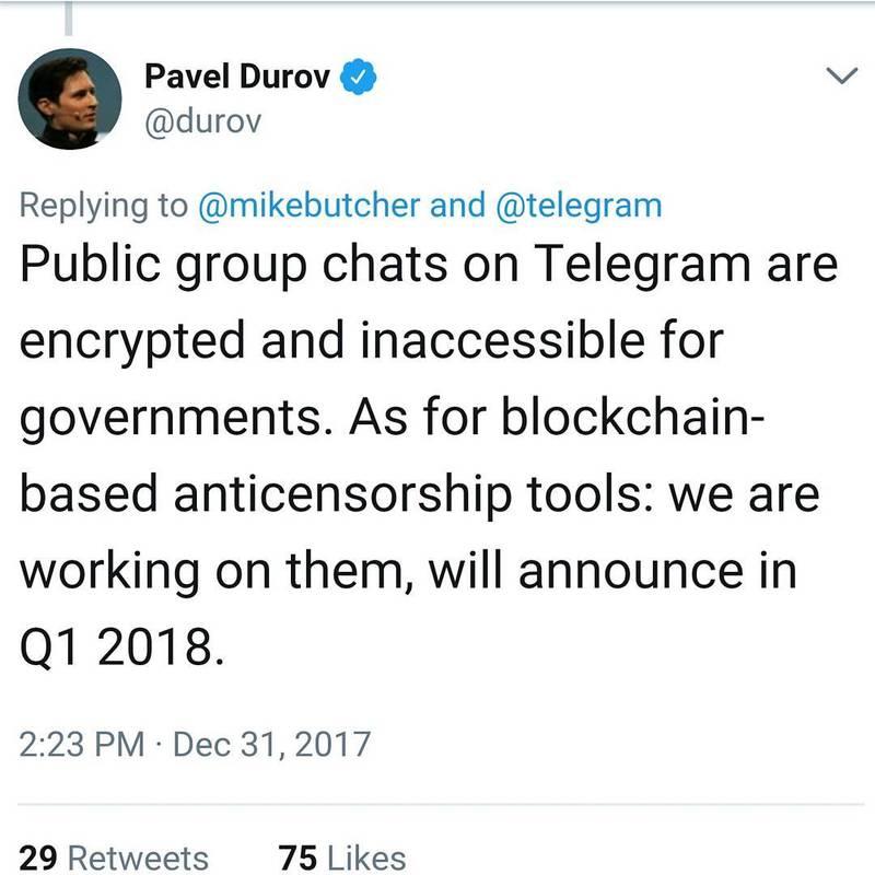 تکنولوژی «بلاک چین» تلگرام چیست و چگونه عمل می کند؟