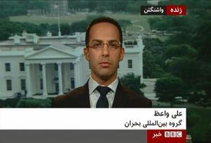 فیلم/ کارشناسBBC: بیثباتی در ایران غیرممکن است