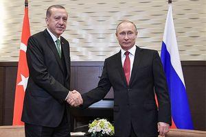 پوتین و اردوغان نمایه