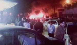 انفجار مرگبار دو خودرو توسط تروریستها