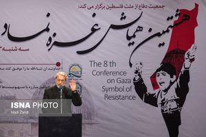 عکس/ هشتمین همایش غزه نماد مقاومت