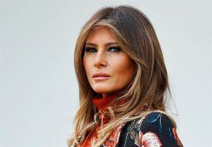 واکنش ملانیا ترامپ به افشای رسوایی جنسی همسرش