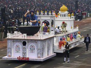 عکس/ رژه سالگرد جمهوری هند