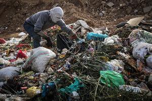 عکس/ دریای زباله در اهواز