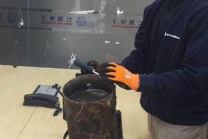 اطلاعات جعبه سیاه سانچی به ایران تحویل شد