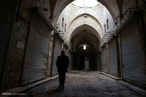 فیلم/ جریان زندگی در حلب سوریه