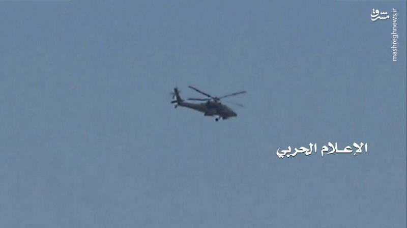 کمین انصارالله علیه مزدوران سعودی در نجران +عکس و فیلم