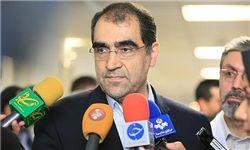 نظر وزیر بهداشت درباره مدیریت زنان