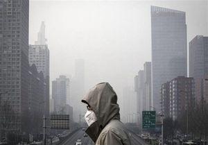 آلودگی هوا در ۵ کلانشهر کشور ادامه دارد
