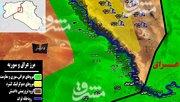 عملیات فرار فرماندهان بلند پایه داعش ناکام ماند