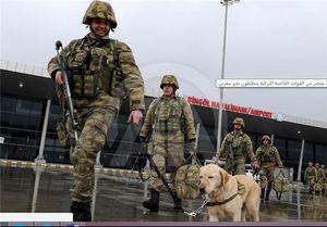 نیروهای نظامی ترک