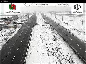 عکس/ وضعیت ترافیکی جادههای کشور