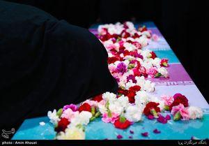 عکس/ وداع با پیکر شهید سهراب علیزاده