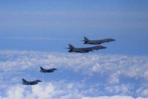 اولین تصویر از محل حمله هوایی آمریکا در القائم