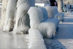 هشدار در خصوص احتمال یخزدگی کنتورهای آب
