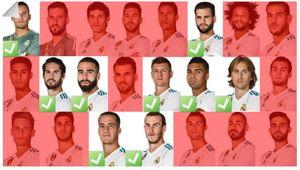 مقصران درجه یک بحران رئال مادرید در نظرسنجی 6 میلیون نفری +عکس