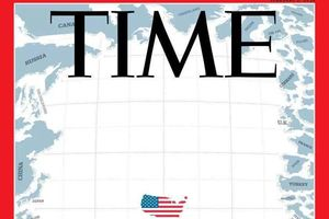 عکس/ جلد متفاوت و جنجالی مجله تایم