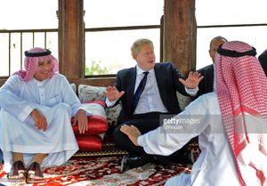 جوک جدید جانسون: عربستان عامل ثبات در خاورمیانه است!