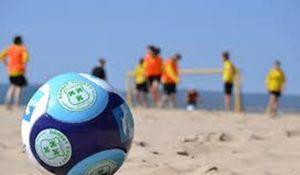 قهرمانی ساحلی بازان ایران با غلبه بر اسپانیا