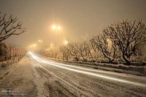 آغاز موج جدید سرما در پایتخت