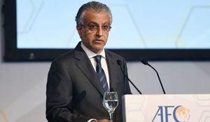 شیخ سلمان خواستار رفع تعلیقِ ورزشگاههای عراق شد