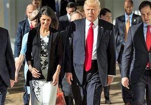 ضیافت ضدایرانی ترامپ برای سفرا