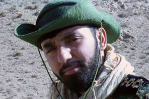 شهید سعید علیزاده  - کراپشده