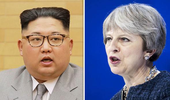 ترازمی و رهبر کره شمالی