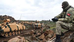 تعداد تلفات غیر نظامیان در حمله ترکیه به «عفرین»