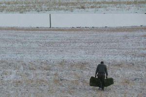 عکس/ تلاش تحسینبرانگیز محیطبانان در برف