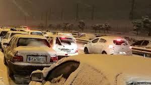 بیفرهنگی مردم دلیل بحران کشور در زمان بارش برف+فیلم