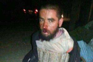 عکس/ داعشی بازداشتشده در حمله امروز کابل