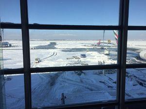 جدیدترین تصاویر از فرودگاه امام خمینی(ره)