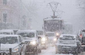 برف روبی در مسکو