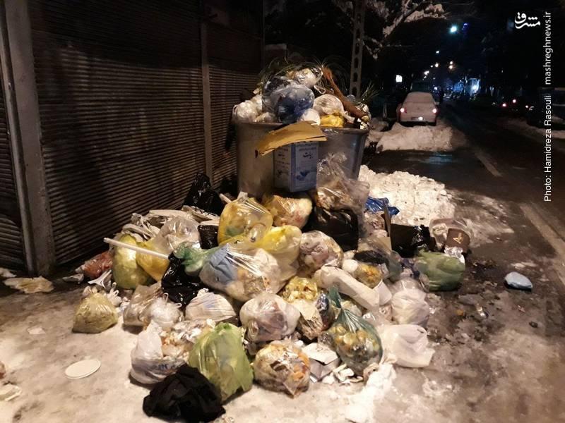 خواب زمستانی شهرداری تهران
