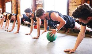 برای حفظ تناسب اندام ورزش گروهی بهتر است یا انفرادی؟