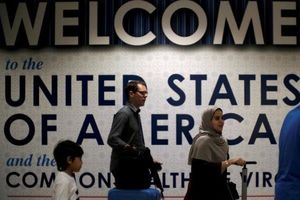 آمریکا ورود پناهجویان از ۱۱ کشور را از سرمیگیرد