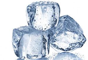 Image result for یخ درمانی صورت