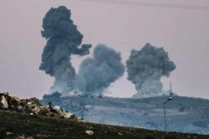 حمله ارتش سوریه به همپیمانان ترکیه