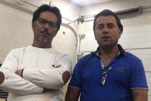 تبعید اجباری دو بحرینی به عراق +عکس
