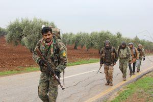 تحولات میدانی نقطه به نقطه مناطق کُردنشین شمال سوریه ۱۶ روز پس از شروع درگیریها/ جبران شکستهای ارتش ترکیه در عفرین با حمایت گسترده جنگندهها و آتش توپخانه + تصاویر و نقشه میدانی