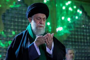 عکس/ نماز رهبرانقلاب در مرقد مطهر امام خمینی (ره)