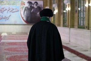 عکس/ حضور رهبر انقلاب در مرقد شهدای هفتم تیر