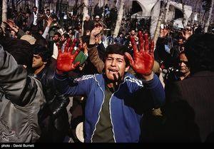 عکس/ خروش مردم و پایان استکبار