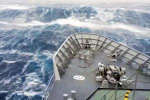 تصاویر واقعی از عظمت دریا