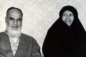 همسر امام خمینی