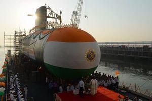 عکس/ یک زیردریایی جدید برای هندیها