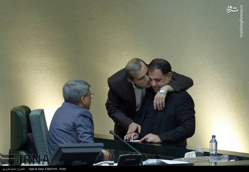 صمیمیت بیش از حد نمایندگان در جلسه علنی مجلس شورای اسلامی